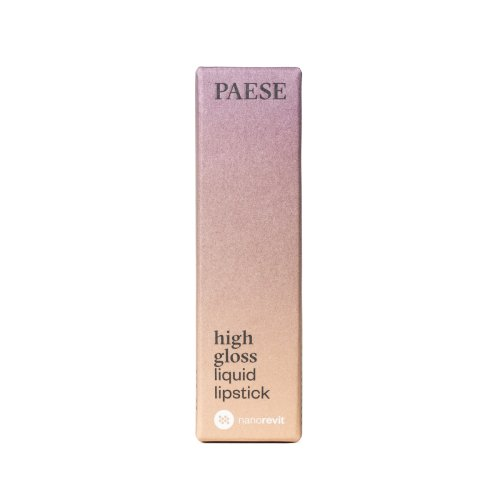 High Gloss Liquid Lipstick PAESE Nanorevit 8,5 ml