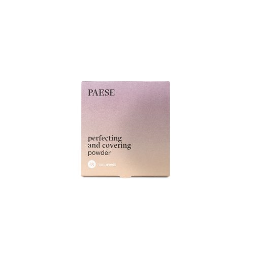 Perfecting and Covering Powder PAESE Nanorevit 9 gr