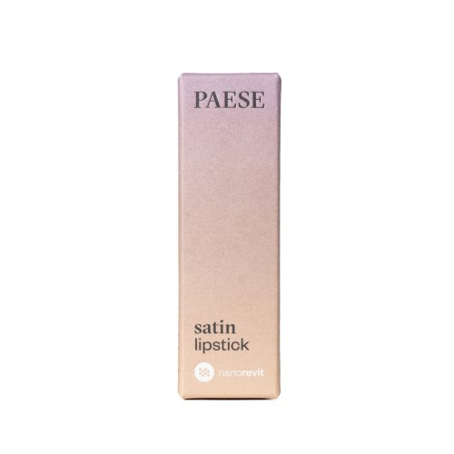 Satin Lipstick PAESE Nanorevit 2,2gr