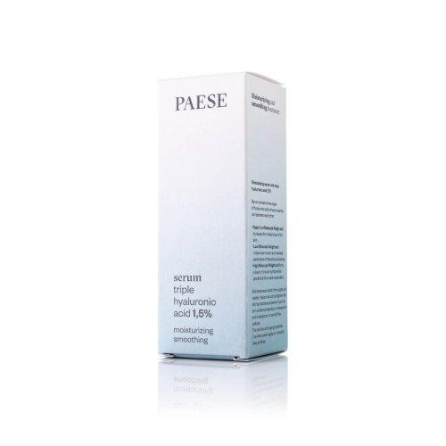 Serum Triple Hyaluronic Acid 1,5% 30 ml PAESE